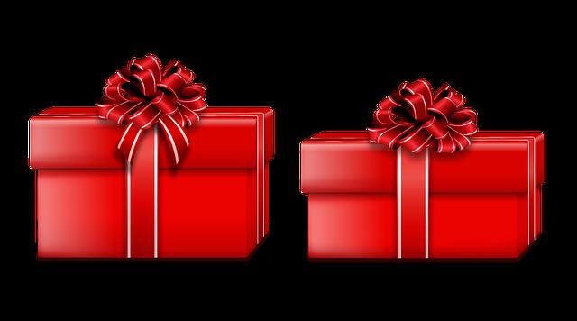 Gifts, Holidays, Christmas Decoration, Christmas