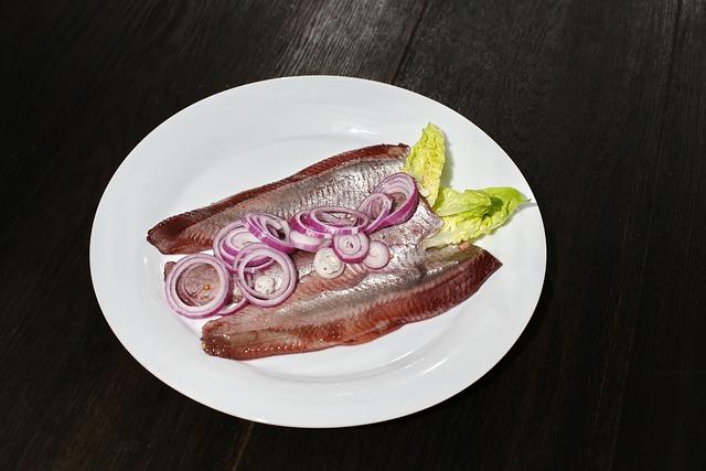 Herring, Fish, Pickled Herring, Christmas Herring