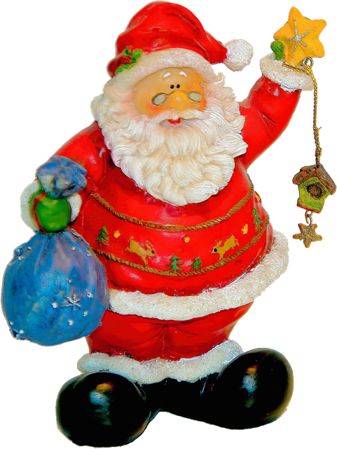 Christmas Figure, Decoration, Advent, Christmas Jewelry