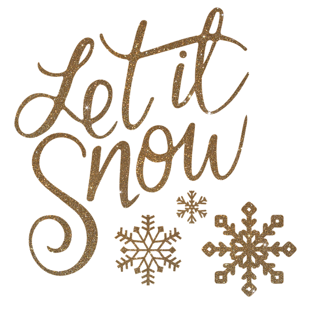 Let It Snow, Snow, Christmas, Merry Christmas