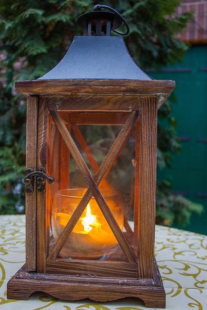 Lantern, Christmas, Light, Christmas Market