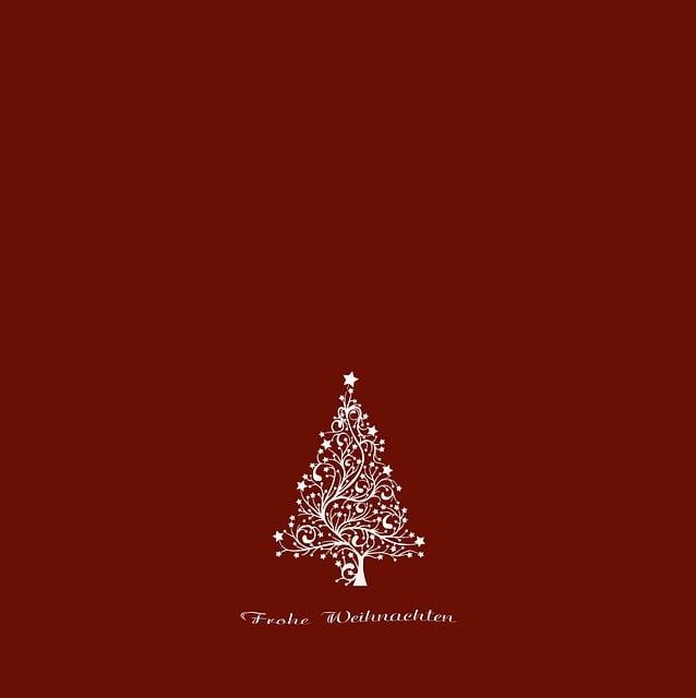 Christmas, Christmas Tree, Merry Christmas