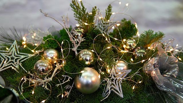 Advent, Deco, Candles, Balls, Christmas, Mood