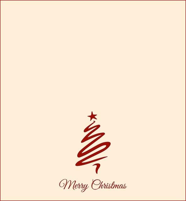 Christmas Card, Christmas Motif, Christmas