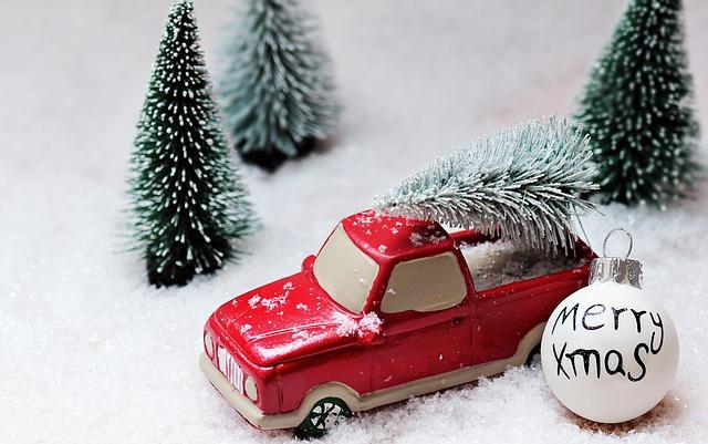 Christmas Tree, Christmas, Christmas Motif