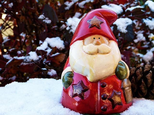 Nicholas, Snow, Advent, Christmas, Christmas Decoration