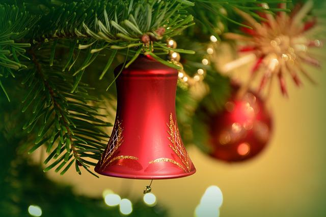 Christmas Picture, Christmas Decorations, Bell