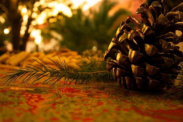 Cone, Pine Cone, Christmas, Pine, Decoration, Xmas