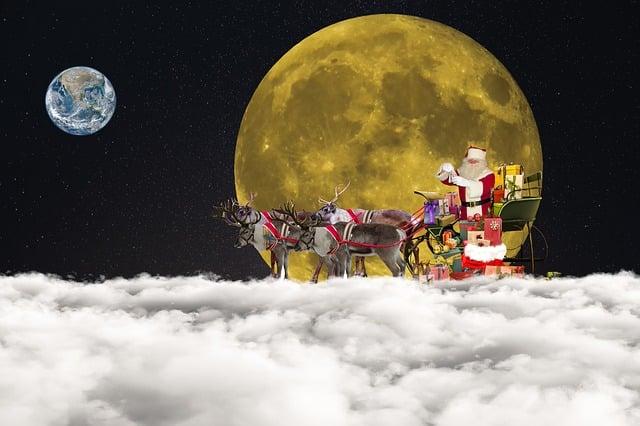 Christmas, Santa Claus, Christmas Motif, Nicholas