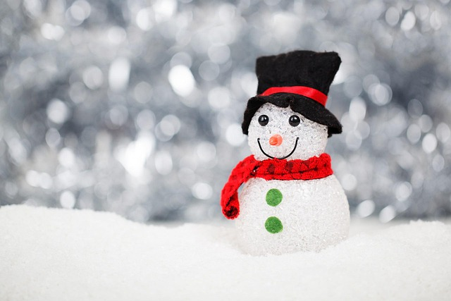 Christmas, Snow, Snowman, Decoration, Holiday, Symbol