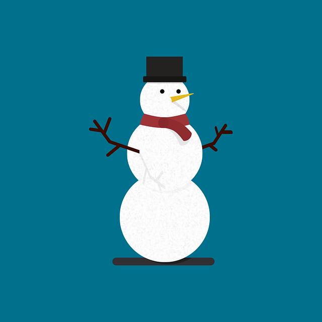 Snowman, Snow, Christmas, Snowmen, Winter, Wintry