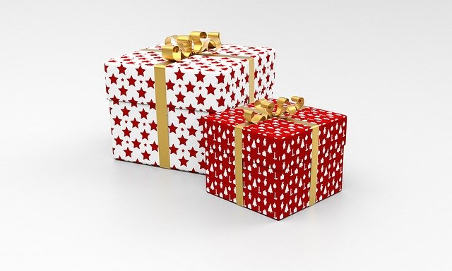 Presents, Packages, Gifts, Boxes, Christmas, Surprise