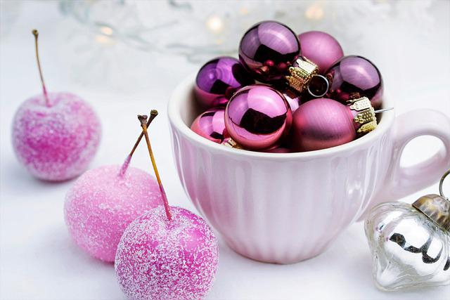 Ornaments, Cup, Christmas, Advent, Christmas Time