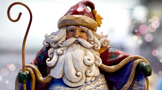 Santa Claus, Nicholas, Christmas, Christmas Time