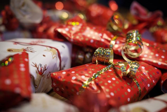 Gifts, Surprise, Made, Christmas, Christmas Time, Give