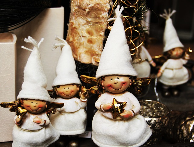 Little Christmas Angel, Figures, Christmas Time