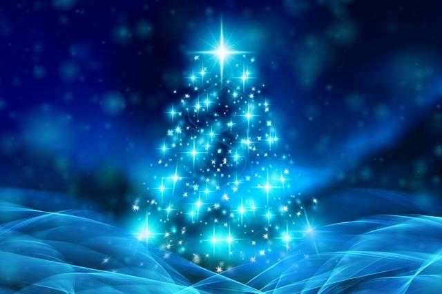 Christmas, Christmas Tree, Background, Advent, Tree