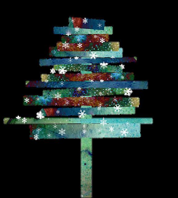 Christmas Tree, Christmas, Tree, Decoration, Colors