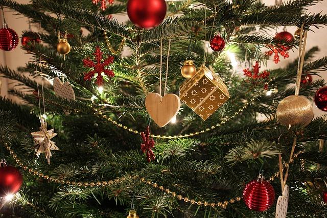 Christmas, Tree Decorations, Christmas Ornament