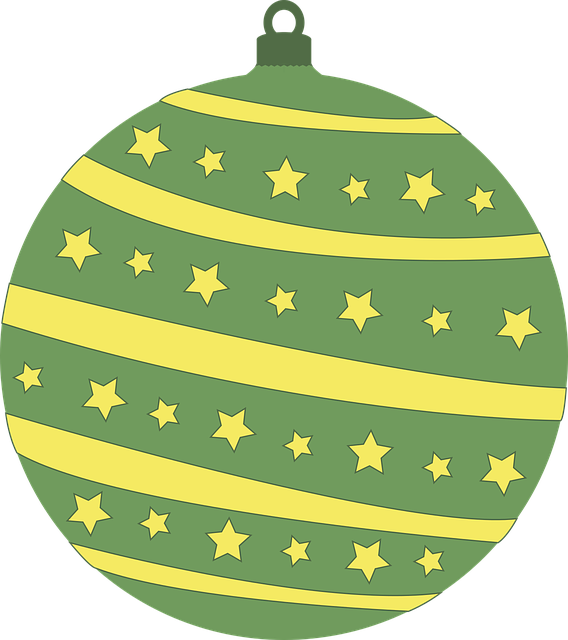 Christmas, Sphere, Ornament, Christmas Tree Ornaments