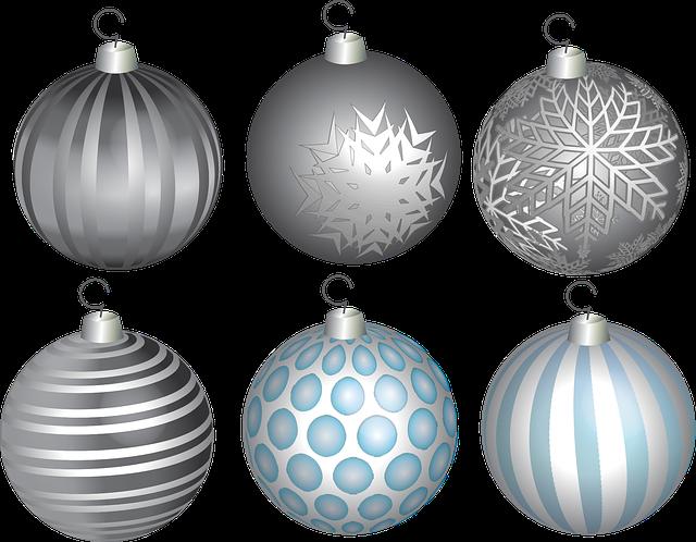 Christmas, Holiday, Ball, Tree, Ornament, Winter, Xmas