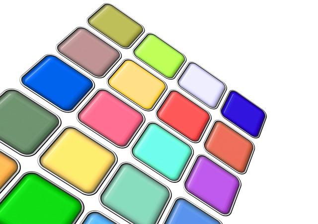 Color, Chromaticity Diagram, Color Picker, Button