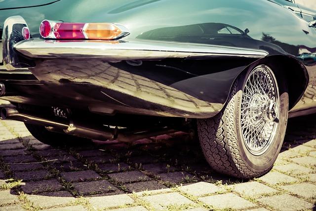 Oldtimer, Auto, Vehicle, Classic, Old, Pkw, Chrome
