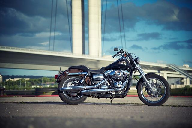 Motorcycle, Harley Davidson, Chrome, Harley