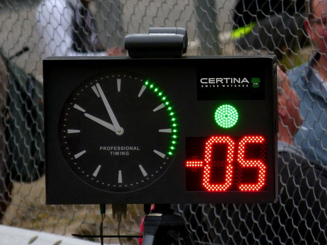 Chronometer, Rally Catalunya, Wrc