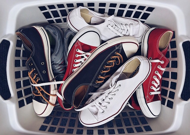 Sneakers, Laundry, Shoes, Chucks, Converse