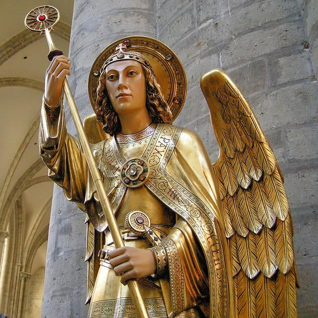Free photo Wings The Archangel Character Angel Halo - Max Pixel