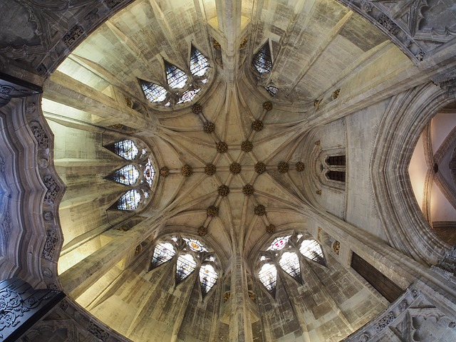 Mary Redcliffe Church, Church, Ceiling, Architecture
