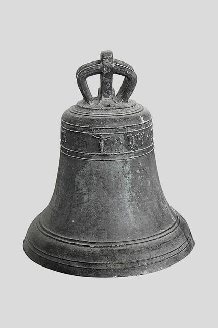 Bell, Church Bell, Old, Historically, Brass, Church