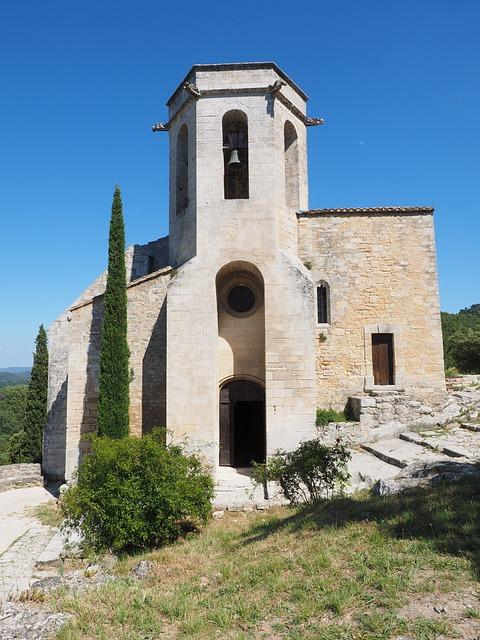 Church, Notre-dame-d'alidon, Steeple, Building