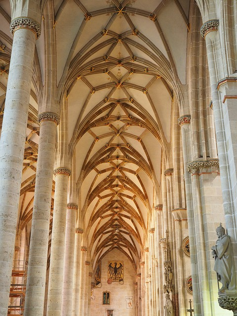 Nave, Münster, Ulm Cathedral, Church Cathedral