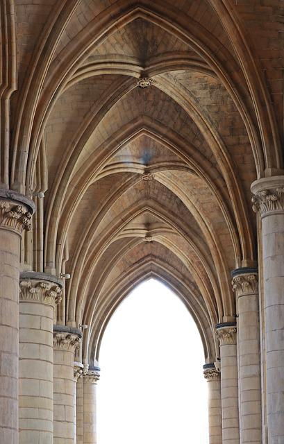 Blanket, Church Ceiling, Church Vault, Portal, Church