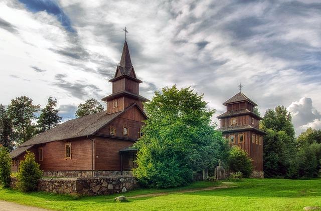 Church, Building, Architecture, Religion, Christian