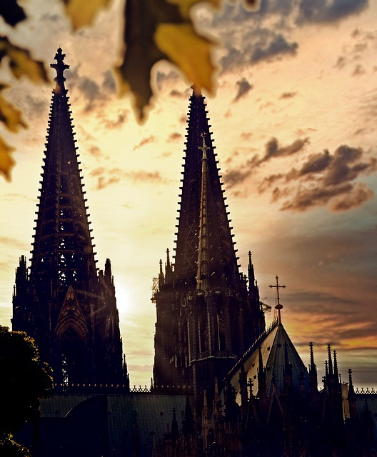 Cologne, Cologne Cathedral, Dom, Germany, Church