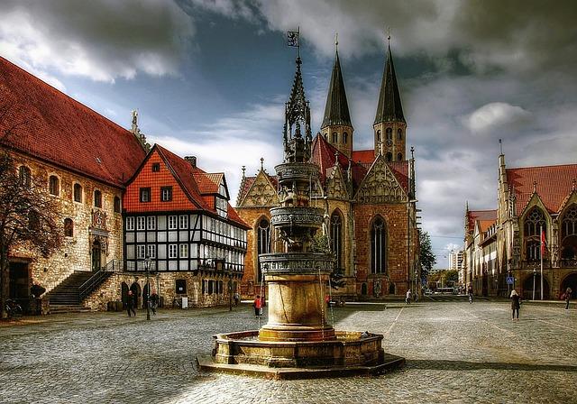 Braunschweig, City, Lower Saxony, Historically, Church