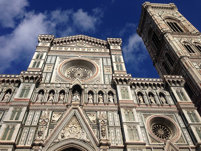 Florence, Cathedral, Italy, Church, Religion