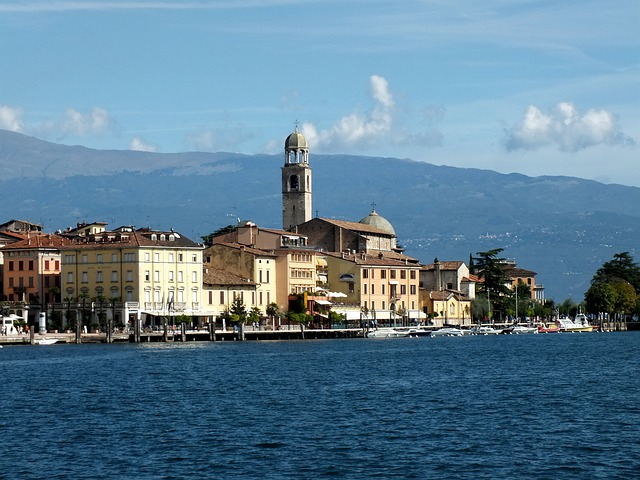 Salo, Garda, Italy, Church