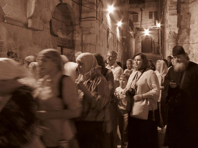 Christians, Jerusalem, Religion, Christianity, Church