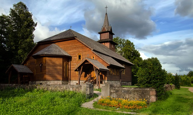 Church, Building, Architecture, Old, Travel, Landmark