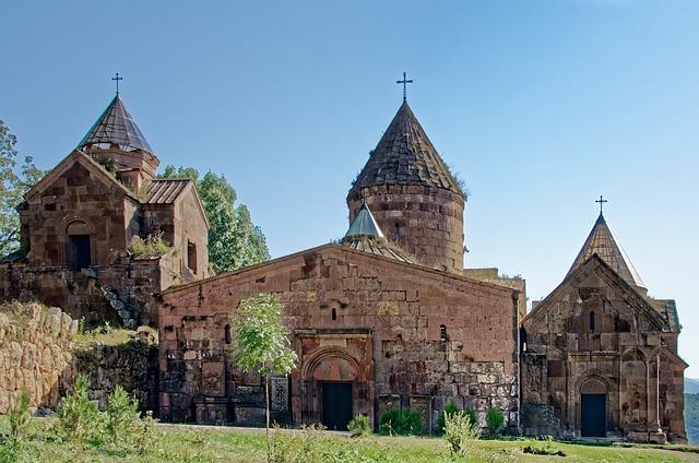 Armenia, The Monastery Of Goshavank, Monastery, Church