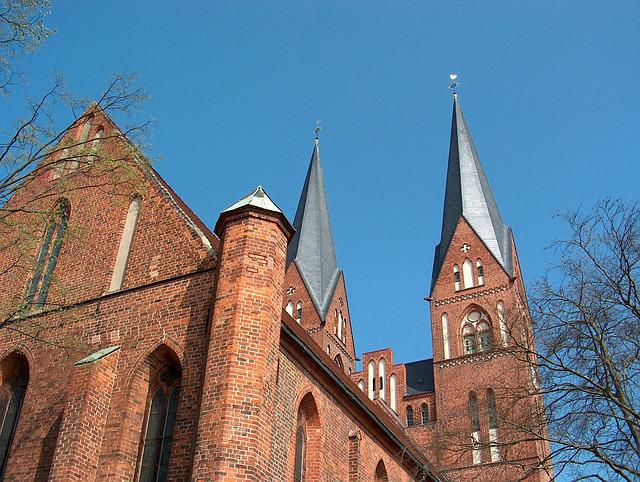 Neuruppin, Monastery Church, Church
