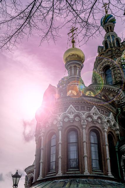 St Petersburg, Travel, Church, Petersburg, Russia