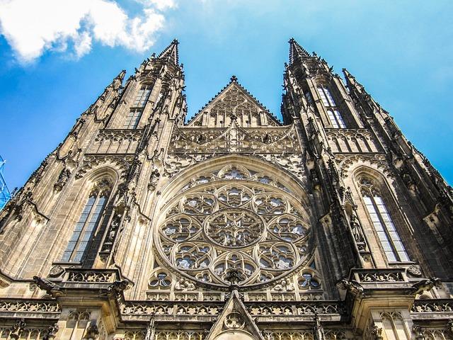 Cathedral, Prague, Vitus, Religion, Church, Inspiration