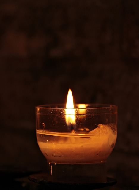 Tealight, Hand, Church, Light, Prayer, Candlelight