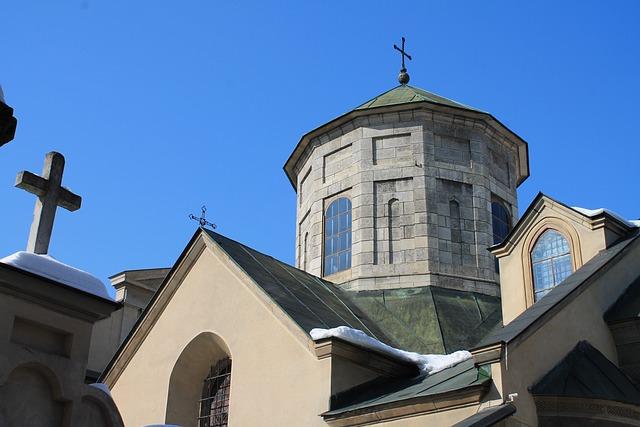 Church, The Armenian Church, Architecture, Religion