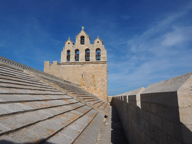 Bell Tower, Church, Church Roof, Building, Architecture